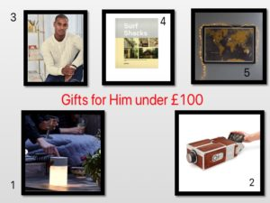 For him under £100